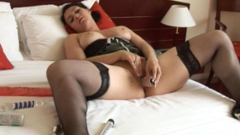 Amatrice, masturbation