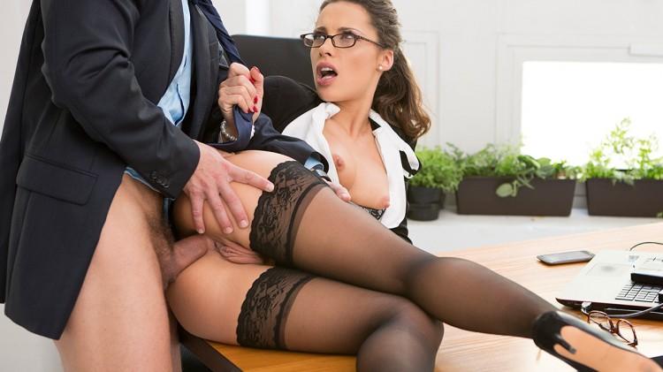 секретарши девки порно